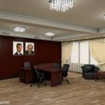 Атриум палас отель интерьер офиса 01