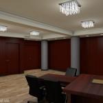 Атриум палас отель интерьер офиса 03