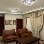 Атриум палас отель интерьер офиса 05