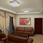 Атриум палас отель интерьер офиса 06