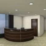 Атриум палас отель интерьер офиса 08
