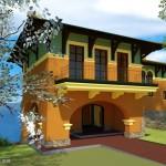 Проект дома в г. Сочи 01