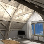 Проект дома в пос. Чусовское озеро 03